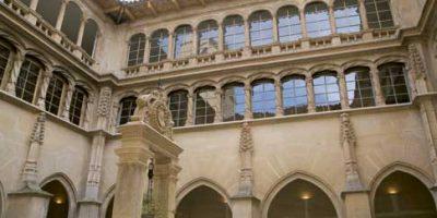 Segundo claustro del Convento Franciscano