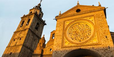 Colegiata de Santa María Mayor en Talavera de la Reina