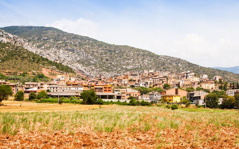 Coll de Nargó, Lleida