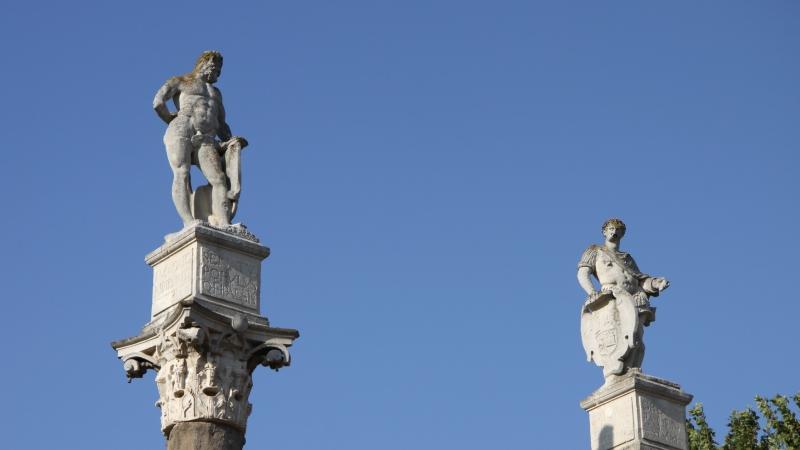 Columnas de la Alameda de Hercules