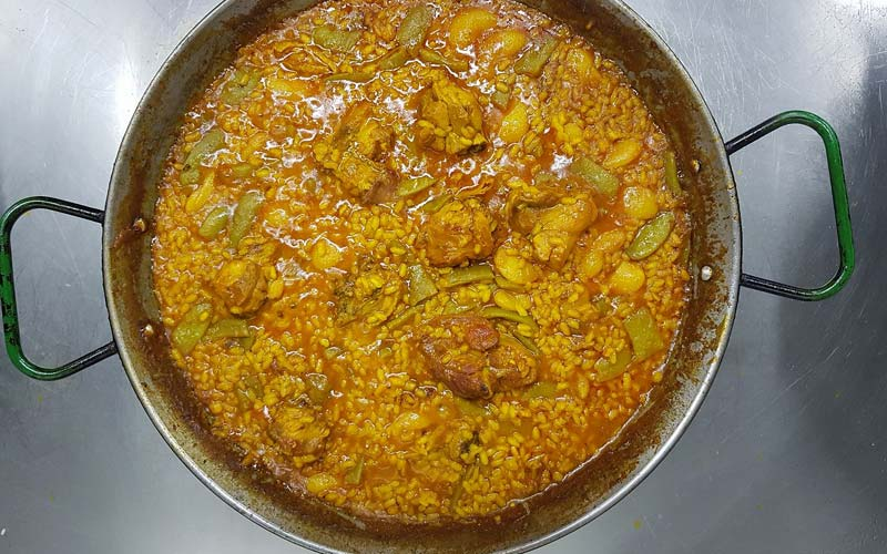 comer barato en Valencia