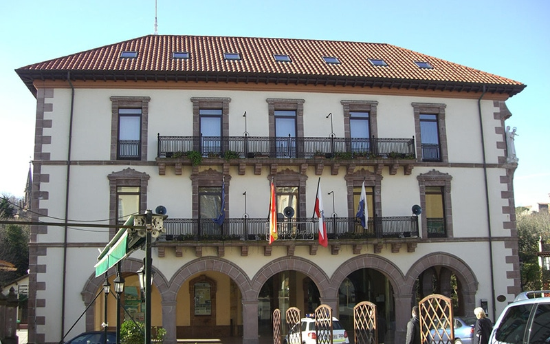 Ayuntamiento Nuevo de Comillas