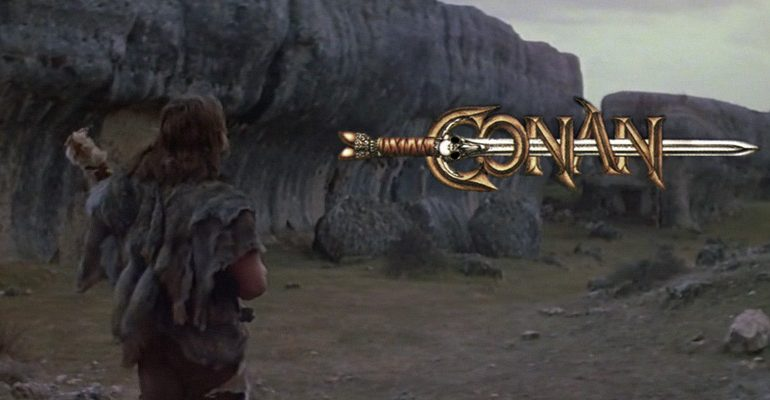 Cosas que seguro no sabias de Conan el Bárbaro
