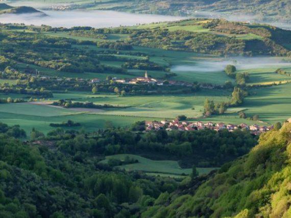 Treviño, la isla de Burgos en Euskadi que quiere ser alavesa