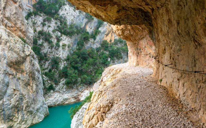 Camino del Congost de Mont-Rebei