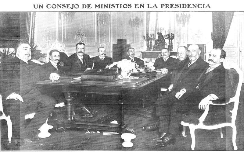 Consejo de Ministros de José Canalejas
