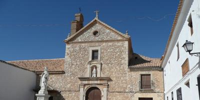 Convento de las Carmelitas Descalzas de Yepes