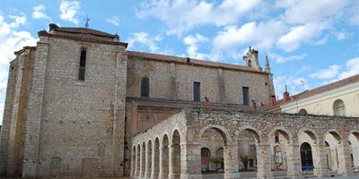 Convento de San Agustín que hay que ver en Dueñas