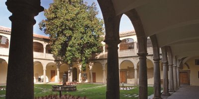 Convento de San Francisco, Centro Municipal de Cultura. Bejar