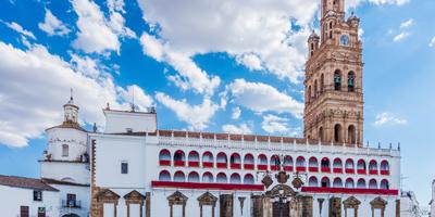 Convento de Santa Clara en Llerena