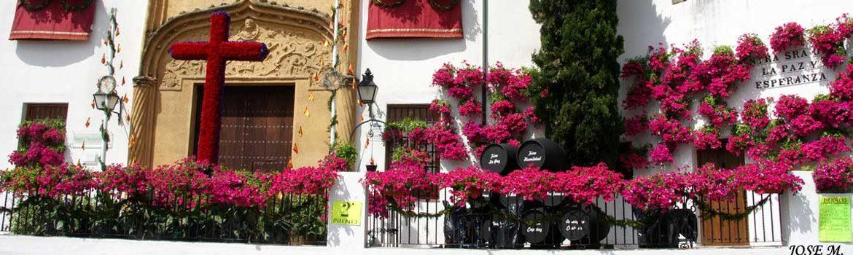 Cruces de Mayo patios y ferias de Cordoba