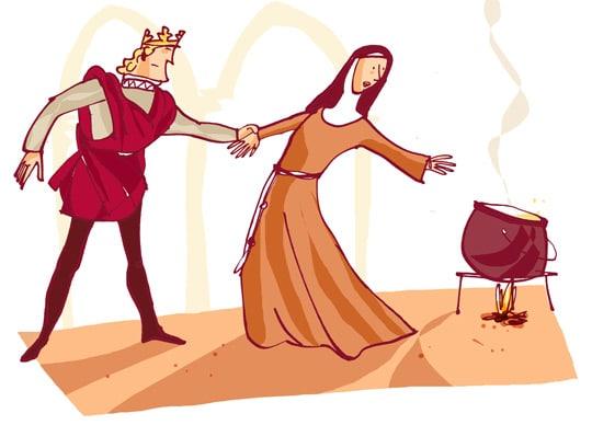 dona maria coronel y el rey pedro i