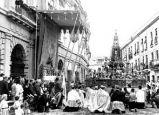procesion 1958