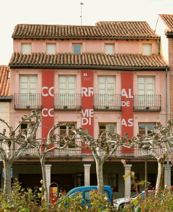 Corral de comedias de Alcalá