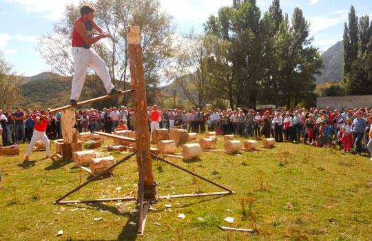 Deportes Tradicionales Castellanos