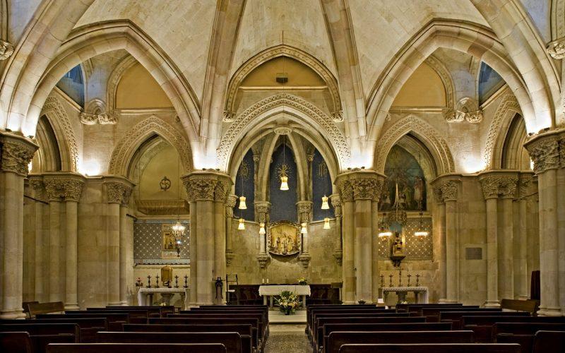 Cripta de la Sagrada Familia