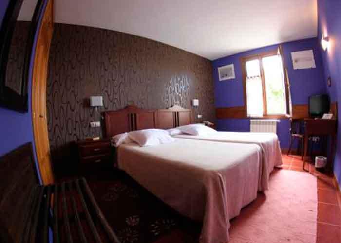 dormir llanes hotel rural cuartamenteru