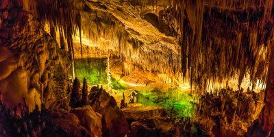 cuevas de españa