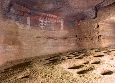 cueva pintada galdar