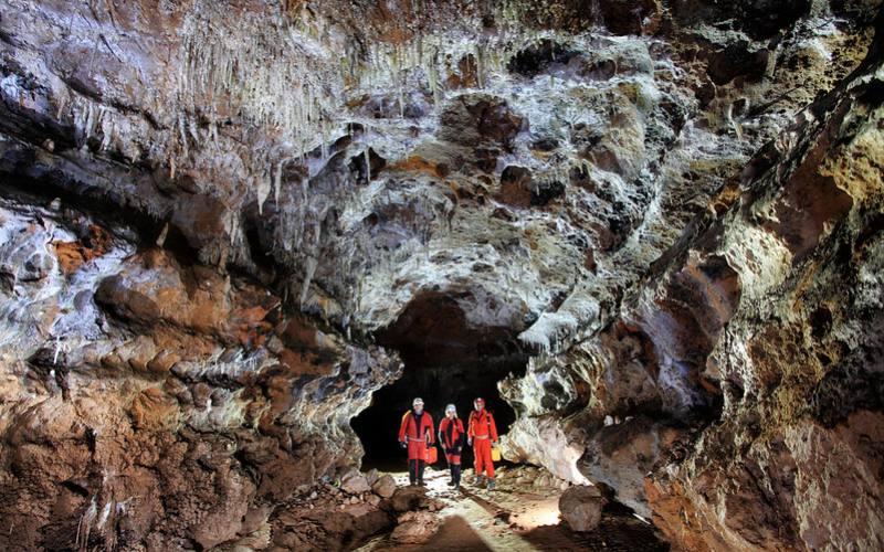 Visita aventura a la Cueva El Soplao