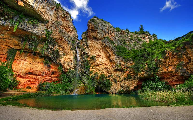 zonas de baño en Valencia
