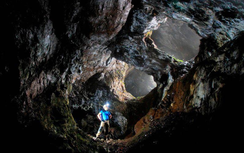 cuevas en Euskadi