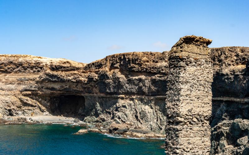 Monumento Natural de las Cuevas de Ajuy