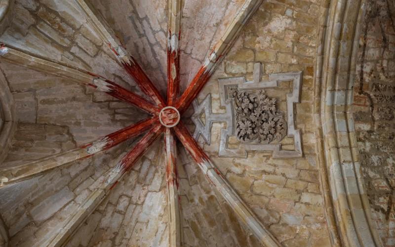 Cúpula de la iglesia del monasterio