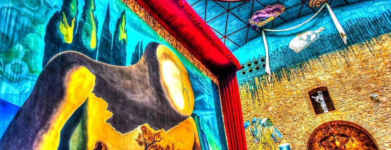Ruta Dalí por Cataluña: Principal