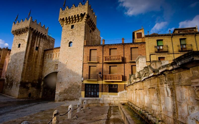 Los castillos y murallas de Daroca hacen que sea imprescindible una visita a este pueblo