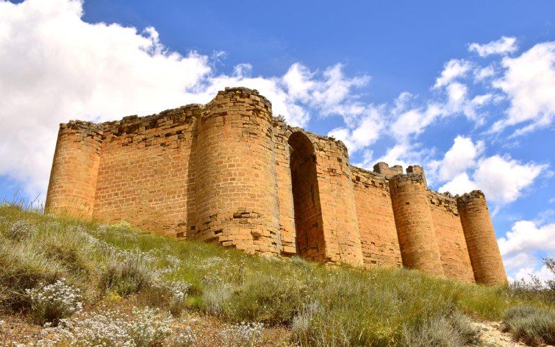 muros del castillo de Davalillo