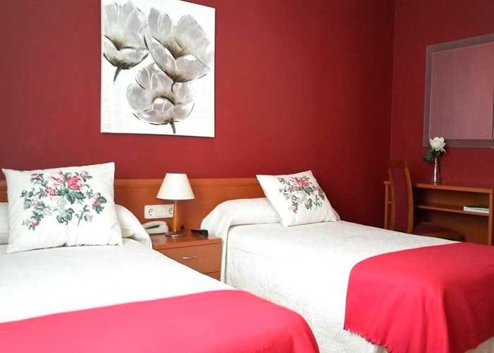 dormir mondonedo hotel restaurante montero