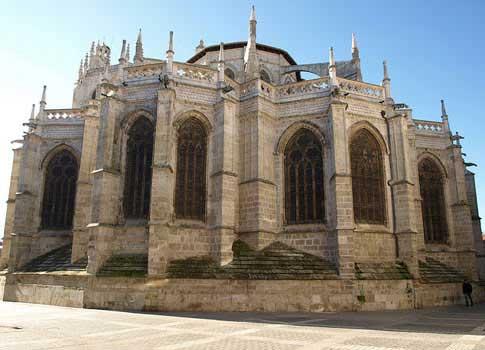Catedral San Antolin Palencia