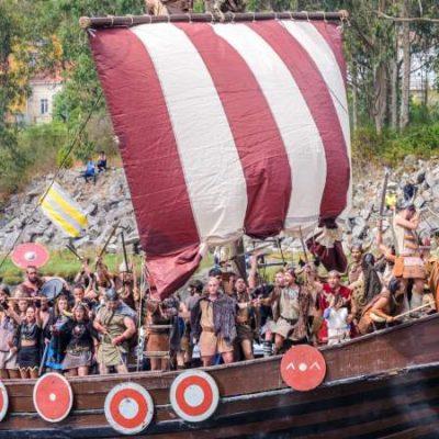 Las tres veces que los Vikingos vinieron a España a expoliar y acabaron derrotados