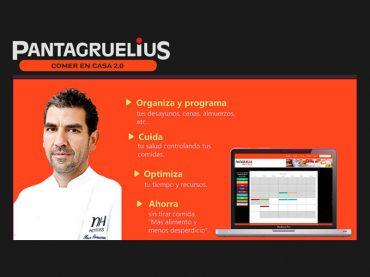 Presentación Pantagruelius de Paco Roncero