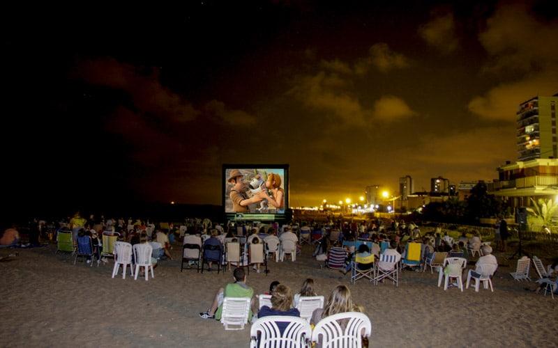 cines de verano