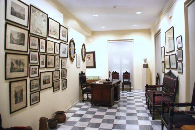 Casa Museo Blasco Ibañez interior