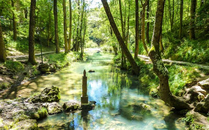 Nacimiento de ríos