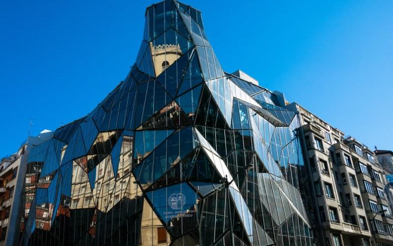 La Sede de Osakidetza Bilbao