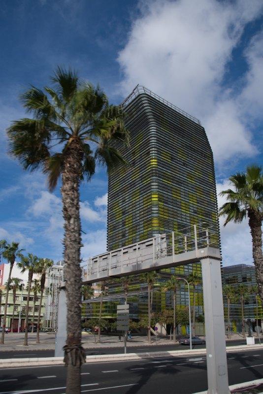 Torre Woermann Las Palmas