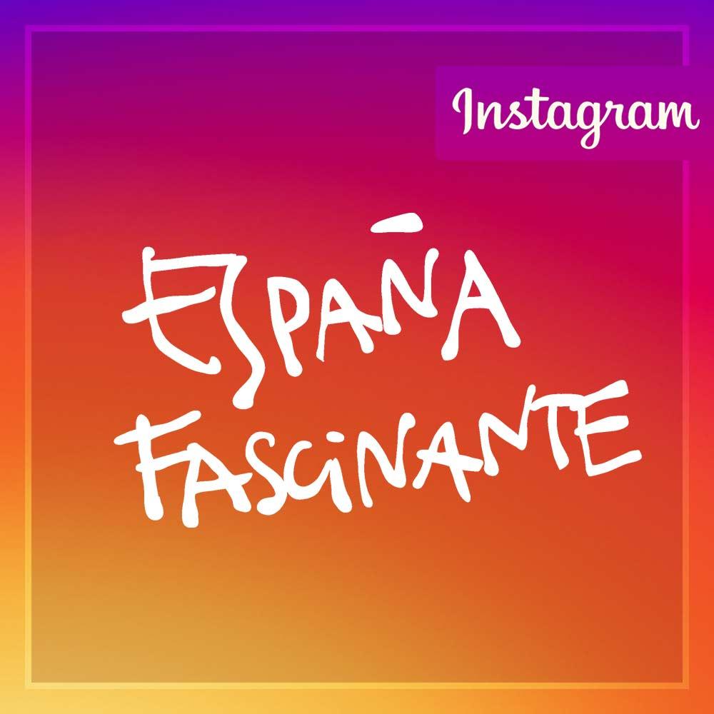 logo espana fascinante instagram