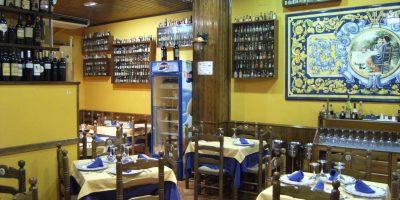comer talavera reina restaurante coto