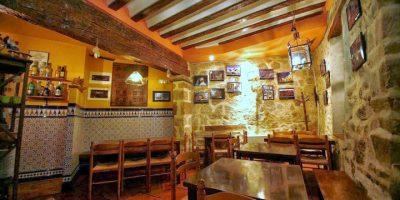 comer siguenza guruguru restaurante