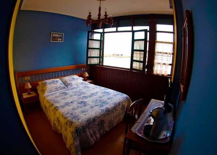 dónde dormir en Tazones