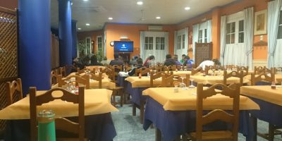 Comer Sant Mateu restaurante portal