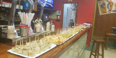 comer pinchos Balmaseda rincon