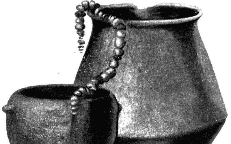Ajuar funerario de El Argar