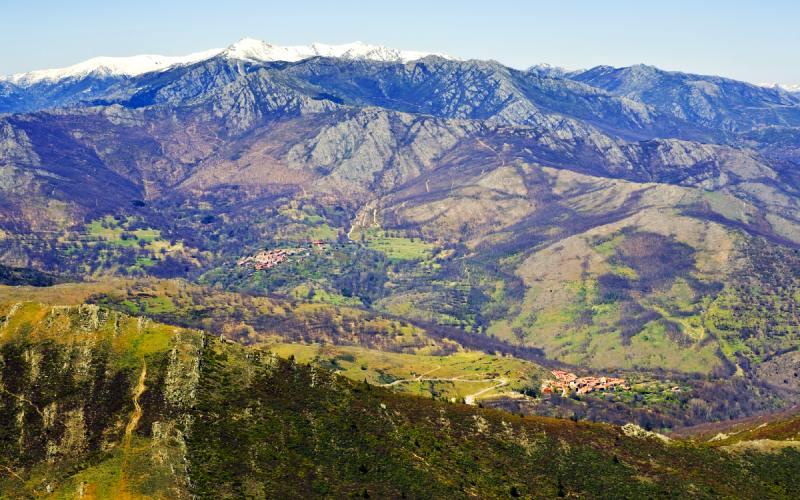 El Cardoso de la Sierra y La Hiruela