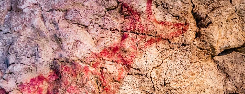 Cueva con pinturas rupestres de El Pendo