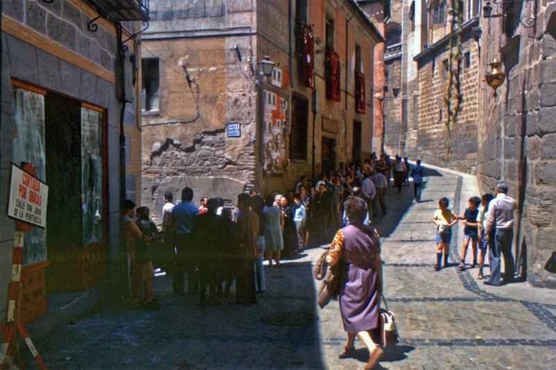 Votación 1977, momento cumbre historia de las elecciones generales en España